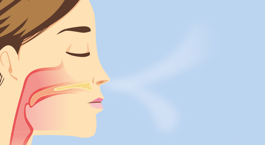 Effective breathing technique for reducing stress