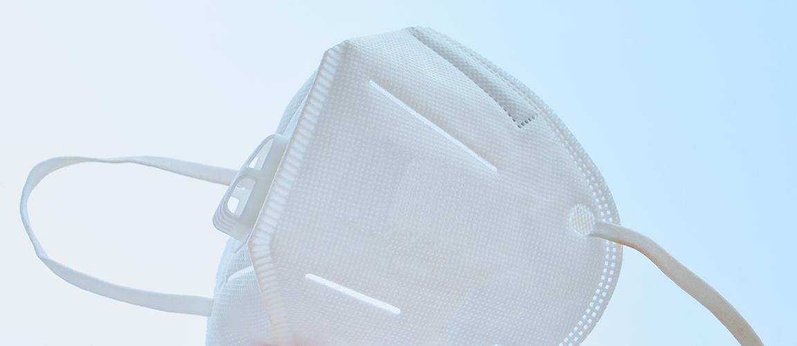 Wiederaufbereitung von Atemschutzmasken