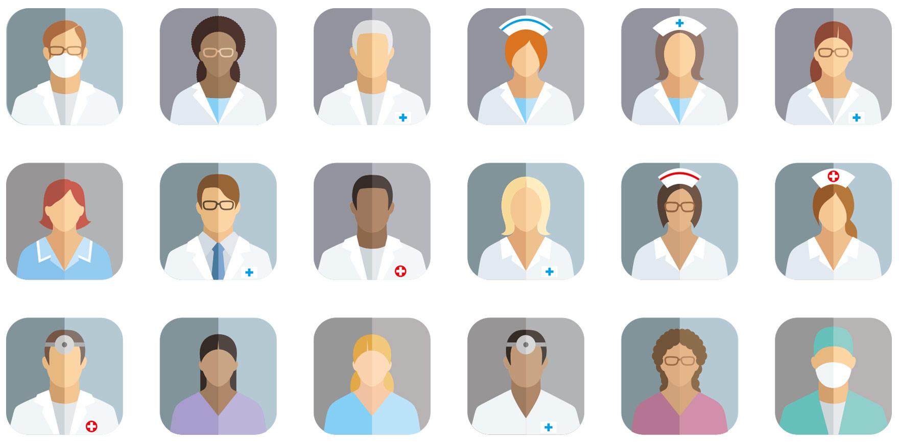 Pflegekräfte fühlen sich stärker belastet als Ärzte